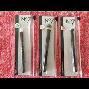 Boots No7 Make Up Brushes